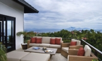Villa Moonlight Outdoor Seating Area | Uluwatu, Bali