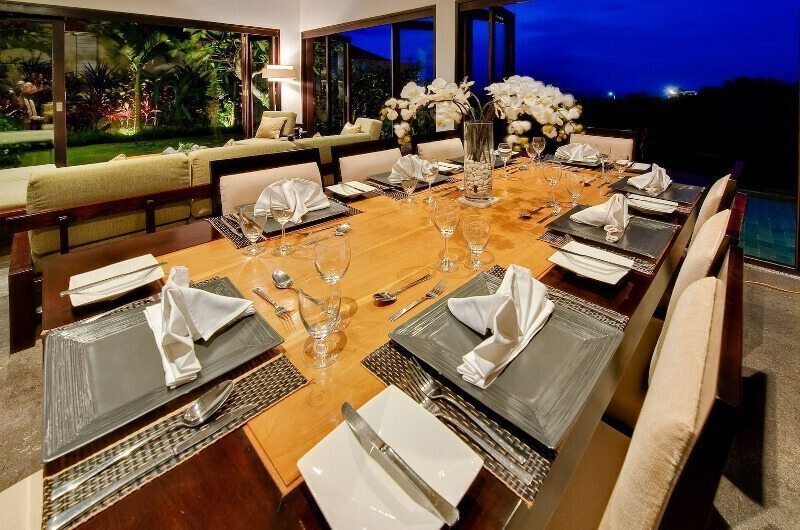 Villa Moonlight Dining Area | Uluwatu, Bali