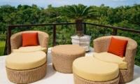 Villa Moonlight Seating Area | Uluwatu, Bali