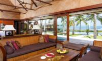 Villa Pushpapuri Indoor Living Area | Sanur, Bali