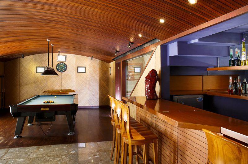 Villa Pushpapuri Billiard Table and Bar Counter | Sanur, Bali