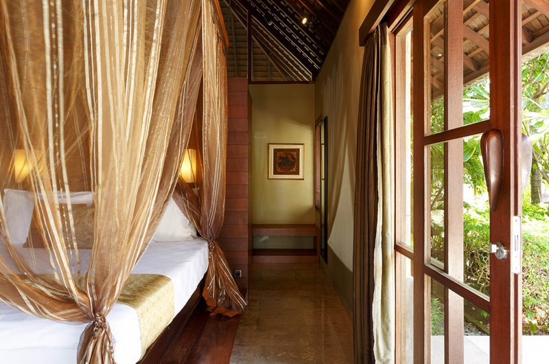 Villa Pushpapuri Bedroom with Garden View | Sanur, Bali