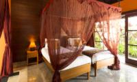 Villa Pushpapuri Twin Bedroom with Garden View | Sanur, Bali