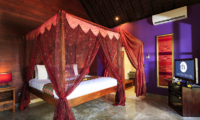 Villa Pushpapuri four Poster Bed | Sanur, Bali