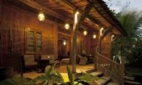 Villa Radha Outdoor Seating Area | Canggu, Bali