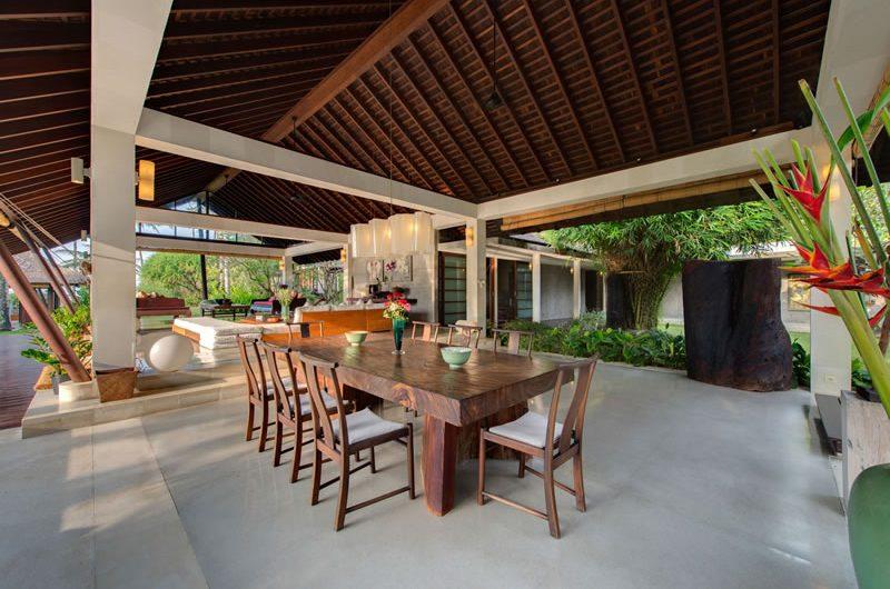 Villa Samadhana Outdoor Living Area I Sanur, Bali