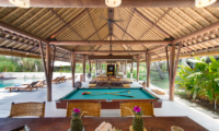 Villa Samadhana Outdoor Living and Dining Area I Sanur, Bali