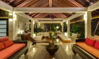 Villa Samadhana Living Area I Sanur, Bali