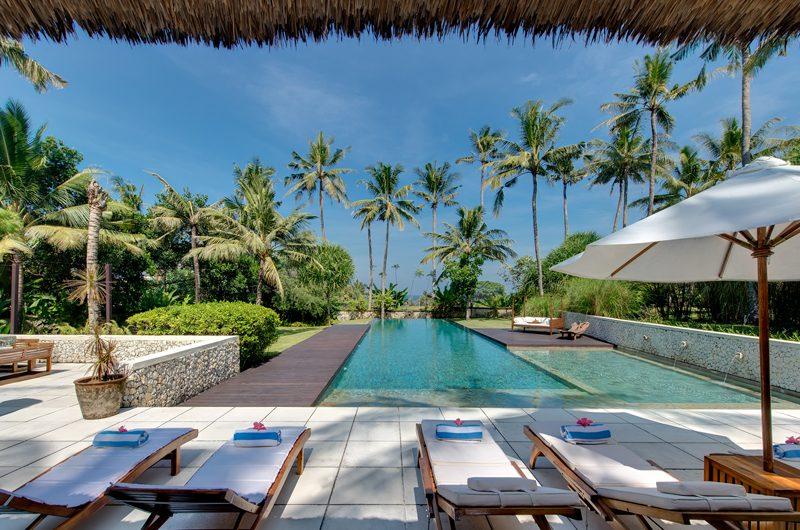 Villa Samadhana Pool Deck I Sanur, Bali