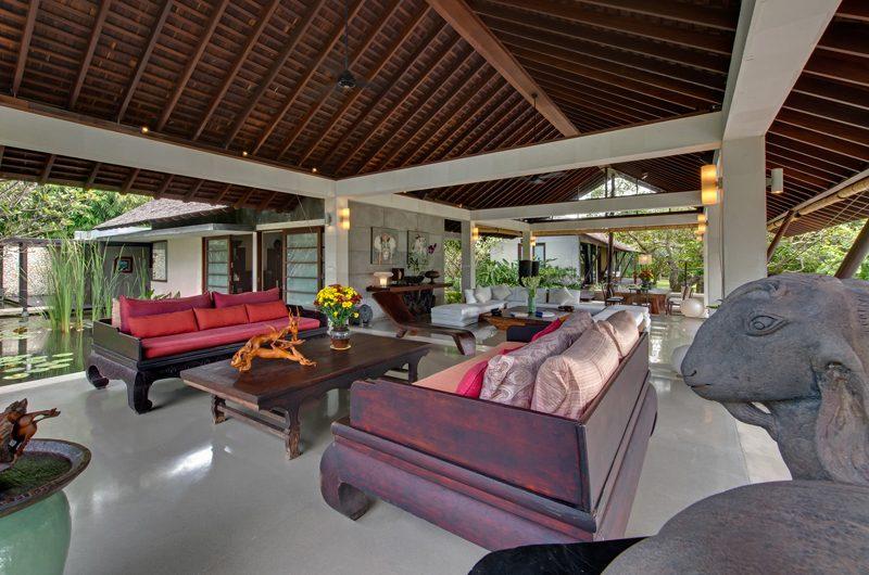 Villa Samadhana Living Area | Sanur, Bali