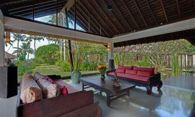 Villa Samadhana Indoor Living Area | Sanur, Bali