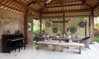 Villa Sati Dining Room | Canggu, Bali