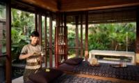 Villa Sati Massage Room | Canggu, Bali