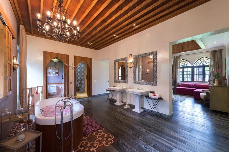 Villa Sayang D'Amour Bathroom I Seminyak, Bali