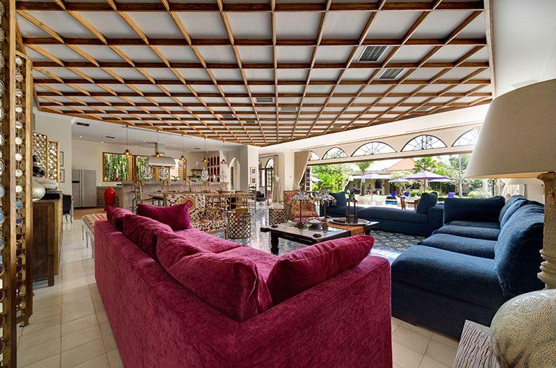 Villa Sayang d'Amour Living Area | Petitenget, Bali
