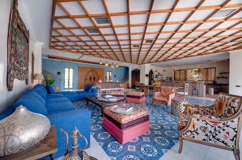 Villa Sayang d'Amour Living Room   Petitenget, Bali