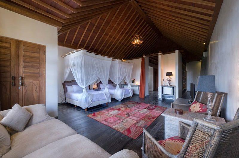 Villa Sayang d'Amour Twin Bedroom | Petitenget, Bali