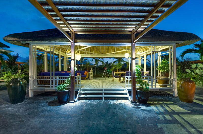 Villa Sayang d'Amour Night View | Seminyak, Bali