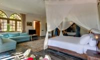 Villa Sayang d'Amour Bedroom with Sofa | Seminyak, Bali