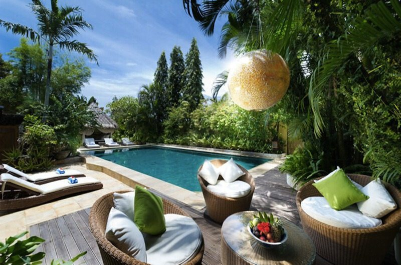 Villa Shamira Swimming Pool Canggu Bali