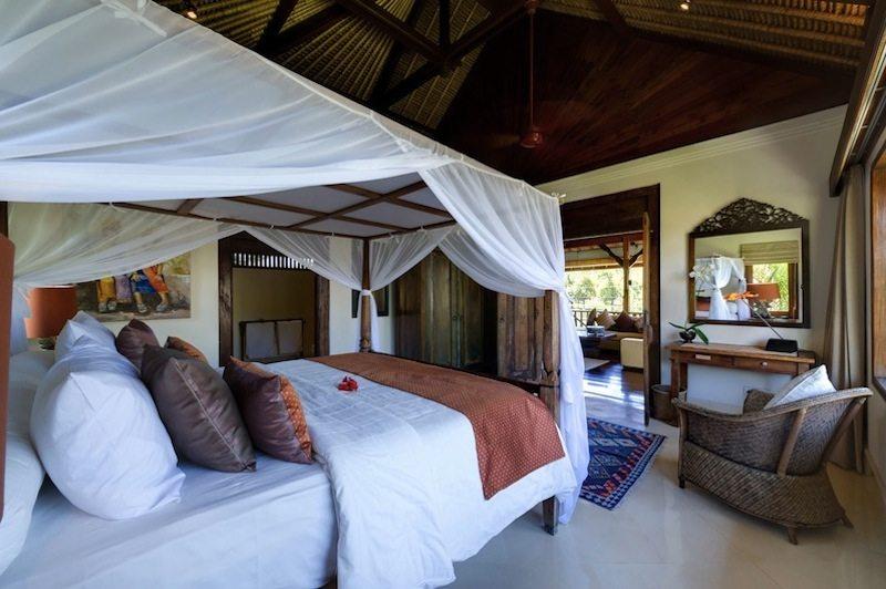 Villa Surya Damai Bedroom I Kerobokan, Bali