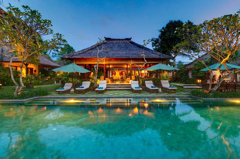 Villa Surya Damai Sun Deck | Umalas, Bali