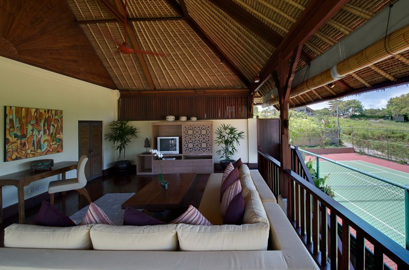 Villa Surya Damai Lounge Area | Umalas, Bali
