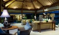 Villa Surya Damai Living Room | Umalas, Bali