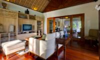 Villa Surya Damai Media Room | Umalas, Bali