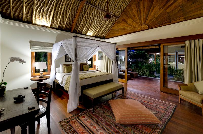 Villa Surya Damai Bedroom One| Umalas, Bali