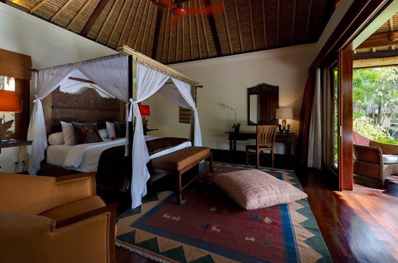 Villa Surya Damai Master Bedroom | Umalas, Bali