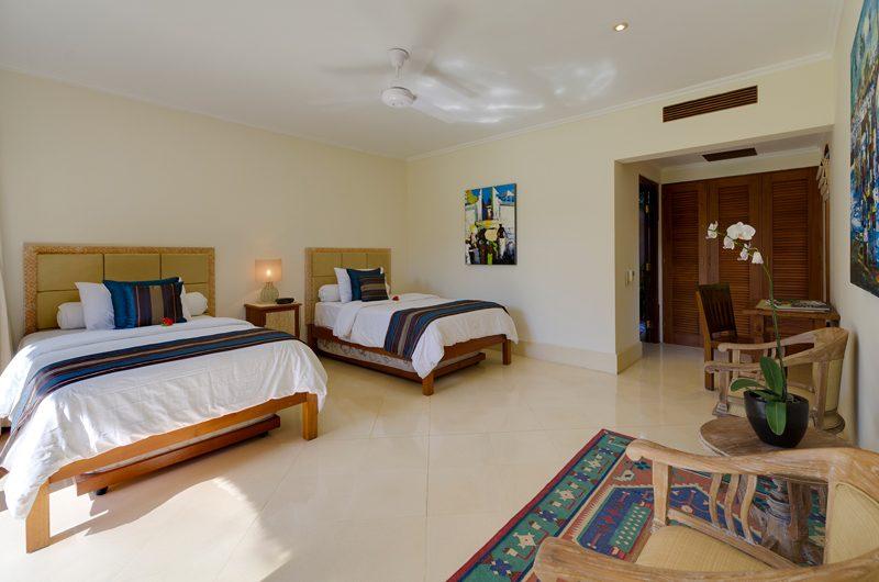 Villa Surya Damai Twin Room | Umalas, Bali