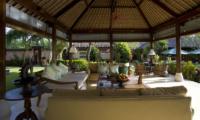 Villa Surya Damai Indoor Living Area   Umalas, Bali