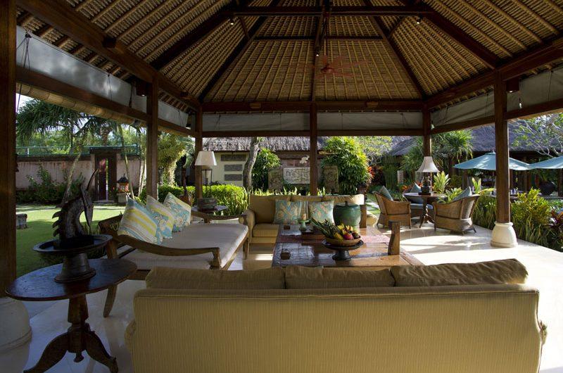 Villa Surya Damai Indoor Living Area | Umalas, Bali