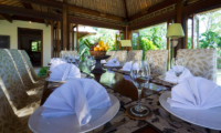 Villa Surya Damai Dining Area   Umalas, Bali