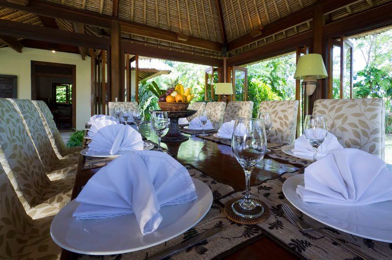 Villa Surya Damai Dining Area | Umalas, Bali