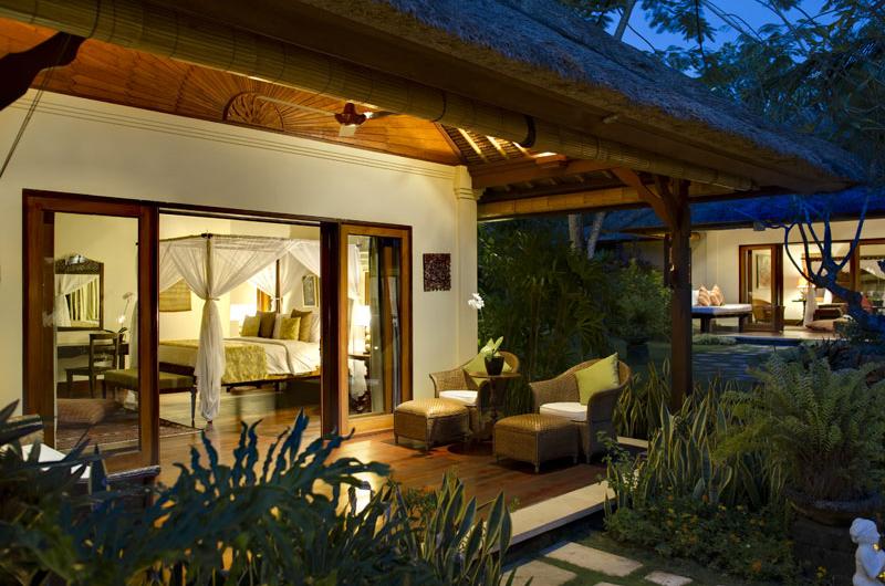 Villa Surya Damai Bedroom View | Umalas, Bali