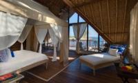 Villa Voyage Master Bedroom Seating | Nusa Lembongan, Bali