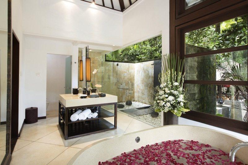The Sanctuary Bali Bathroom I Canggu, Bali