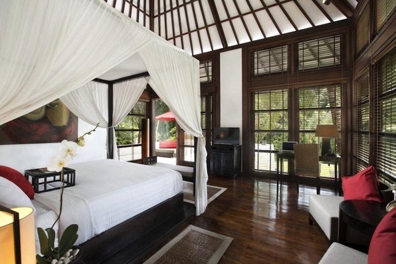 The Sanctuary Bali Master Bedroom I Canggu, Bali