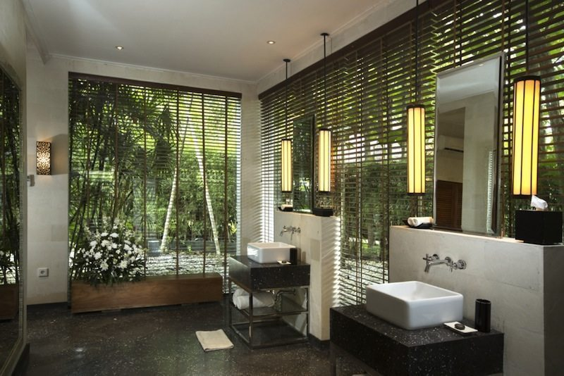 The Sanctuary Bali Second Bathroom I Canggu, Bali