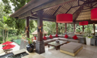 The Sanctuary Bali Open Plan Living Room | Canggu, Bali