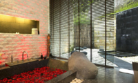 The Sanctuary Bali Outdooor Bathtub | Canggu, Bali