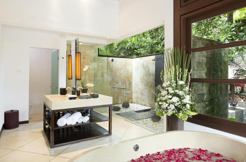 The Sanctuary Bali En-suite Bathroom | Canggu, Bali