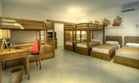 The Sanctuary Bali Bunk Beds | Canggu, Bali