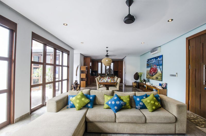 Marys Beach Villa Living Area | Canggu, Bali