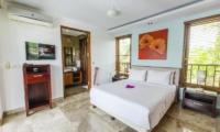 Marys Beach Villa Bedroom and En-suite Bathroom | Canggu, Bali