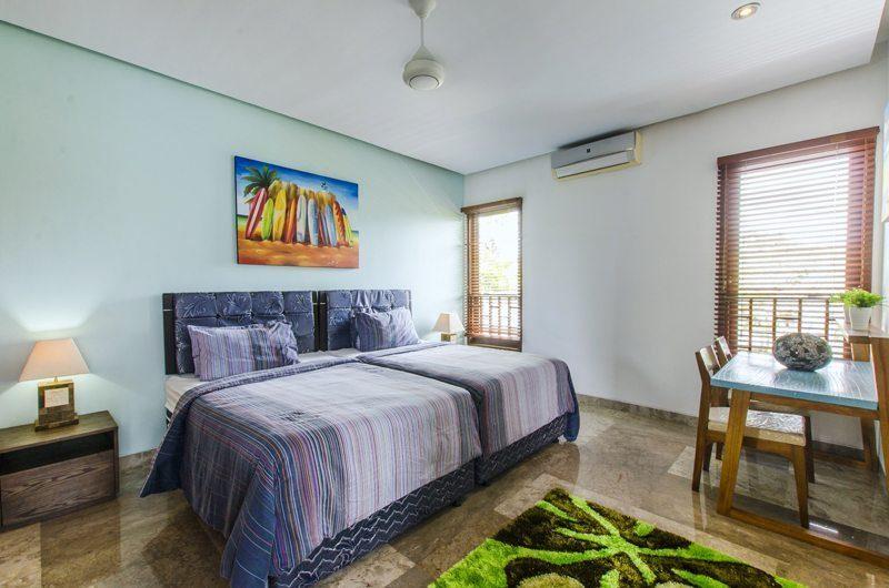 Marys Beach Villa Twin Bedroom | Canggu, Bali