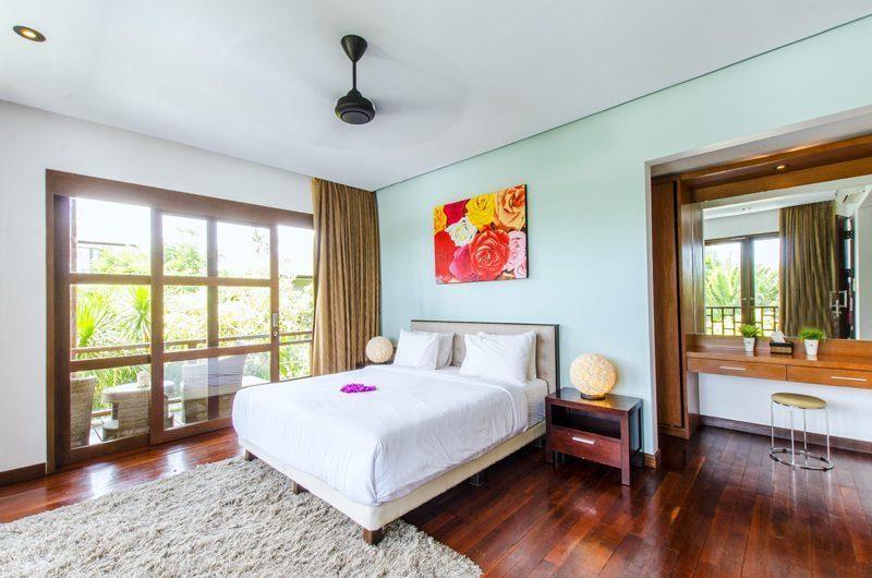 Marys Beach Villa Bedroom with Dressing Table | Canggu, Bali