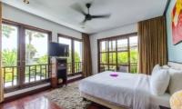Marys Beach Villa Bedroom with Balcony | Canggu, Bali